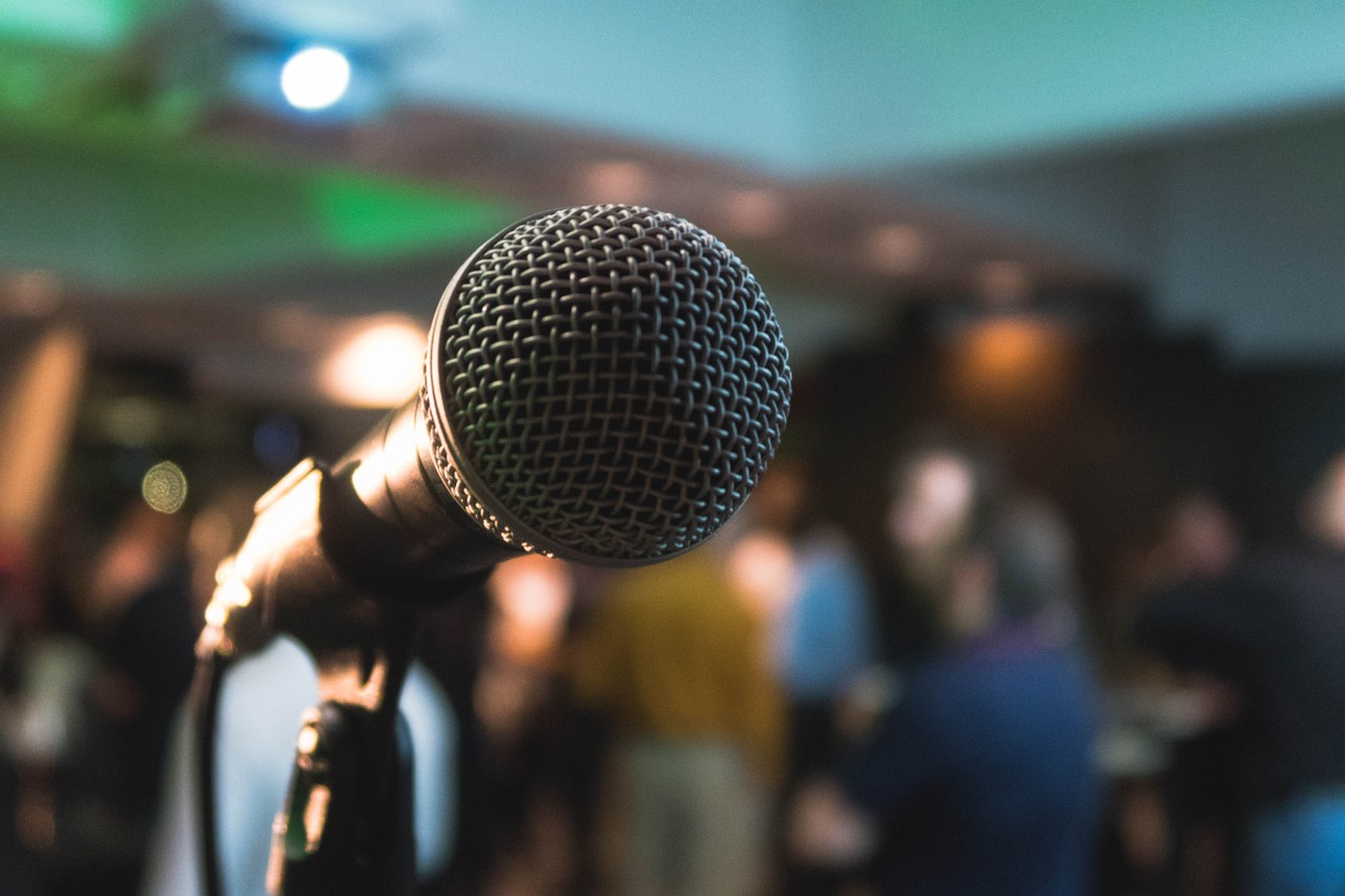 So you want to break into conference speaking? Here's my advice.